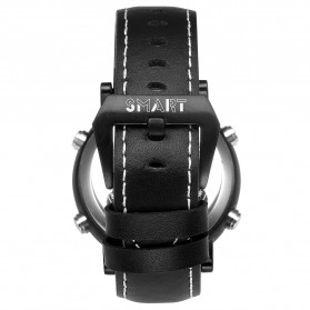 JeiSo Smartwatch Jam Tangan Fitness Tracker Pedometer Calorie - WQ-685-GL - Black - 4
