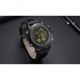 JeiSo Smartwatch Jam Tangan Fitness Tracker Pedometer Calorie - WQ-685-GL - Black - 7