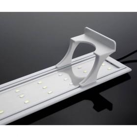 Quanlong Lampu Akuarium LED Light Extendable Bracket 42cm - QL-L350 - White - 2