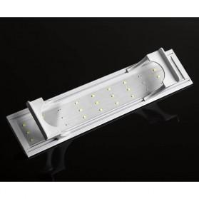 Quanlong Lampu Akuarium LED Light Extendable Bracket 42cm - QL-L350 - White - 3