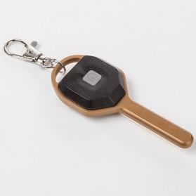 KissTheNight Lampu LED COB Mini Bentuk Kunci Mobil - 158 - Golden - 4