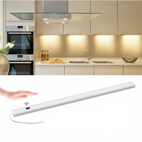 HOMELIFE Lampu LED Sensor Deteksi Cahaya Under Cabinet Aricle Light - D0272W - Warm White