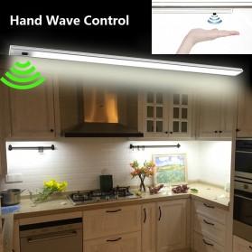 HOMELIFE Lampu LED Sensor Deteksi Cahaya Under Cabinet Aricle Light - D0272W - Warm White - 2