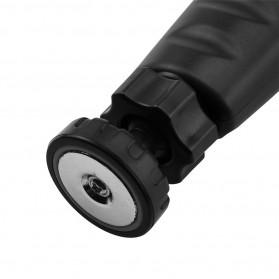 CARPRIE Lampu Tempel Magnetic USN Chargerable LED COB 700 Lumens - ELT0120 - Black - 6