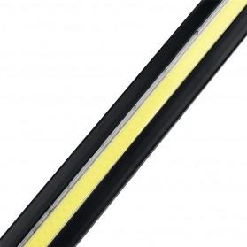 CARPRIE Lampu Tempel Magnetic USN Chargerable LED COB 700 Lumens - ELT0120 - Black - 9