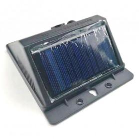 ZOLAR Lampu Solar Sensor Gerak Outdoor Weatherproof 20 LED - L21 - Black - 3