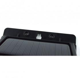 ZOLAR Lampu Solar Sensor Gerak Outdoor Weatherproof 48 LED - L22 - Black - 10