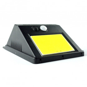 ZOLAR Lampu Solar Sensor Gerak Outdoor Weatherproof 48 LED - L22 - Black - 2