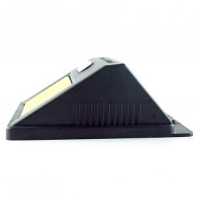 ZOLAR Lampu Solar Sensor Gerak Outdoor Weatherproof 48 LED - L22 - Black - 6