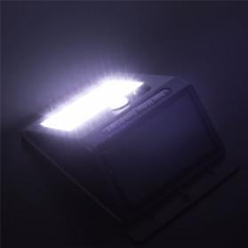 DUOGU Lampu Solar Sensor Gerak Outdoor Weatherproof 96 LED COB - L96 - Black - 10