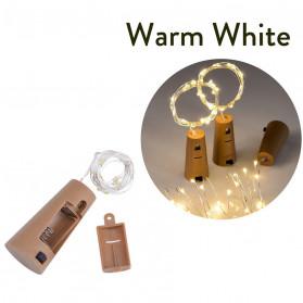 ERANPO Lampu Hias Dekorasi 20 LED 2 Meter Warm White - RP0494 - Warm White