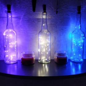 ERANPO Lampu Hias Dekorasi 20 LED 2 Meter Warm White - RP0494 - Warm White - 4