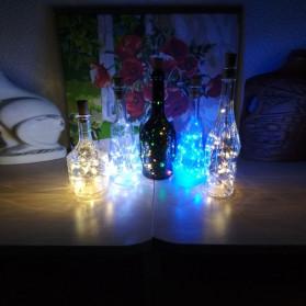 ERANPO Lampu Hias Dekorasi 20 LED 2 Meter Warm White - RP0494 - Warm White - 5