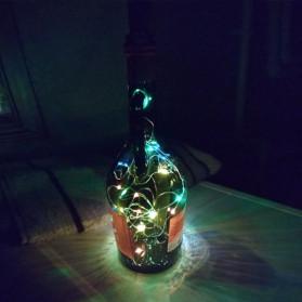 ERANPO Lampu Hias Dekorasi 20 LED 2 Meter Warm White - RP0494 - Warm White - 6