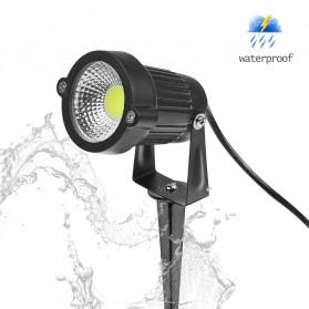 Konesky Lampu Taman LED COB 12V 3W 2800K 1PCS - KG5 - Warm White