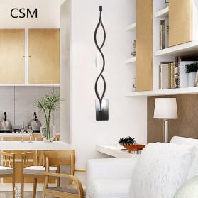 ShowOne Lampu Hias Dinding LED Modern Minimalist 16W - CSM416 - Black