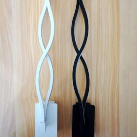 ShowOne Lampu Hias Dinding LED Modern Minimalist 16W - CSM416 - Black - 5