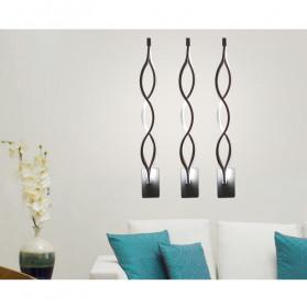 ShowOne Lampu Hias Dinding LED Modern Minimalist 16W - CSM416 - Black - 6