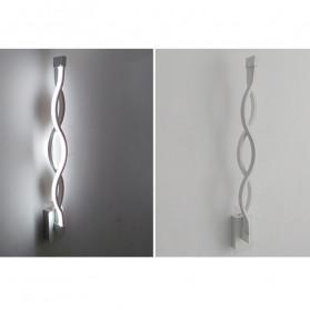 ShowOne Lampu Hias Dinding LED Modern Minimalist 16W - CSM416 - Black - 8