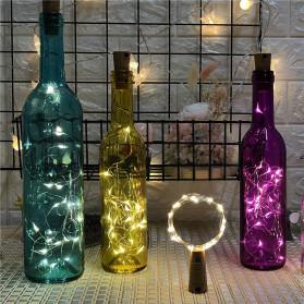 ANBLUB Lampu Hias Dekorasi 20 LED 2 Meter - 2G22 - Warm White - 3