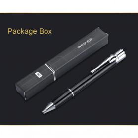 OLOEY 2 in 1 Korek Api Gas Lighter Desain Pulpen - L1041 - Black - 5