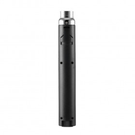 OLOEY Korek Api Gas Lighter Stick Jet Torch - KV1100 - Metallic Black - 4