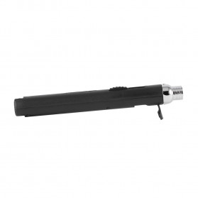 OLOEY Korek Api Gas Lighter Stick Jet Torch - KV1100 - Metallic Black - 5