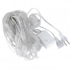 Laimanice Lampu Hias Dekorasi Taman Model Jaring LED 3 x 2 Meter - LM-01 - Warm White - 5