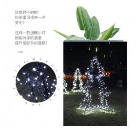 YUSHILED Lampu Hias Dekorasi 100 LED 12 Meter with Solar Panel - M080 - Mix Color - 5
