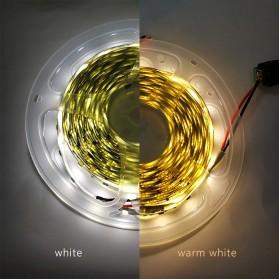 LPILY Lampu LED Strip SMD 5630 12V 5 Meter - SMD57 - Warm White - 2