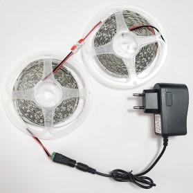 LPILY Lampu LED Strip SMD 5630 12V 5 Meter - SMD57 - Warm White - 5