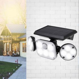 SMUXI Lampu Solar Panel Sensor Gerak Outdoor Waterproof 78 LED - TG-TY051 - Black - 6