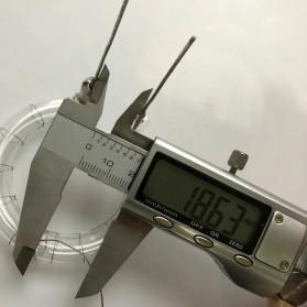 MH Lampu Ring Xenon Lamp Flashtube Speedlight Photography 400W - MH1 - Transparent - 3