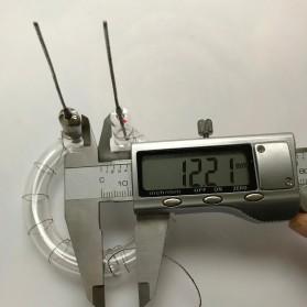 MH Lampu Ring Xenon Lamp Flashtube Speedlight Photography 400W - MH1 - Transparent - 7