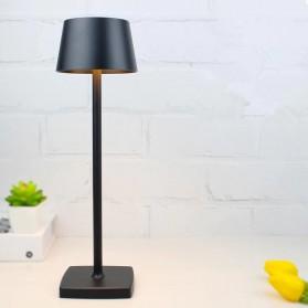 SOLLED Lampu Meja Belajar Eye Protection Creative Hotel Bedside Bar 5200mAh - SOL03 - Black
