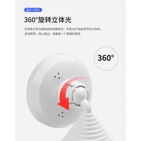 KINGOFFER Lampu LED Mini Tempel Motion Sensor - GY11 - White - 3