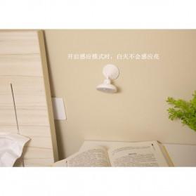 KINGOFFER Lampu LED Mini Tempel Motion Sensor - GY11 - White - 4