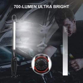 CHIN TORCH Lampu Lantera LED Darurat Emergency Light Portable Magnetic COB - JW821 - Black - 4