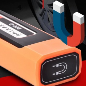 QIUBOSS Lampu Lantera LED Darurat Emergency Light Portable Magnetic COB - G-998 - Black - 4