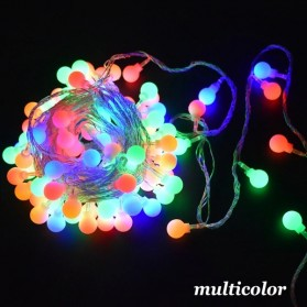 XDISH Lampu Hias Fairy String Light Garland 40 LED 6 Meters - XD200 - Multi-Color