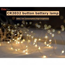 ANBLUB Lampu String Hias Dekorasi Fairy Party Decoration 50 LED 5 Meter - 2G55 - Warm White - 2