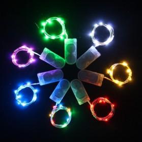 ANBLUB Lampu String Hias Dekorasi Fairy Party Decoration 50 LED 5 Meter - 2G55 - Warm White - 7