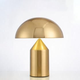 YOUZHENGJIA Lampu Tidur LED Luxury Lamp Desain Jamur Mushroom 10W - R202 - Golden