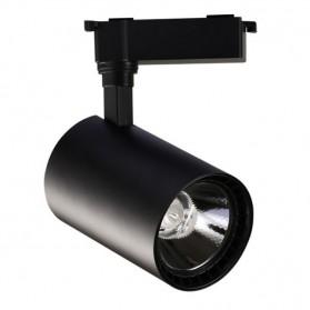 CANMEIJIA Lampu Sorot LED Track Light Fixture Rail Spotlight White 40W - GDD-001 - Black