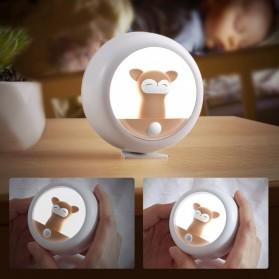 TEENRAM Lampu LED Dekorasi Motion Sensor - T101 - White
