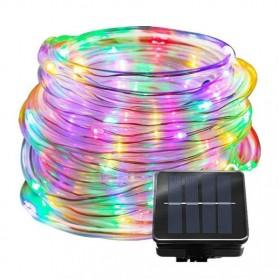 ANBLUB Lampu String Hias Dekorasi Solar Power 50 LED 7 Meter  LISM-10 - Mix Color