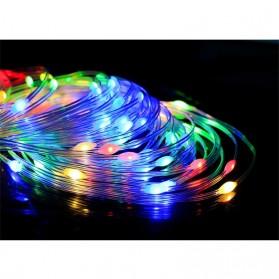 ANBLUB Lampu String Hias Dekorasi 100 LED 10 Meter + Remote - LISM-14 - Warm White - 3