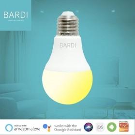 Bardi Lampu Bohlam Smart Bulb 9W - Dim CCT - White