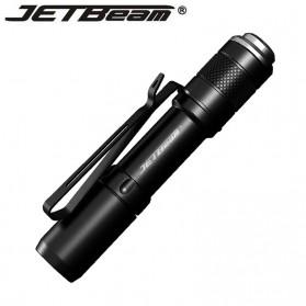 JETBeam SE-A01 Senter LED Mini CREE XP-G 130 Lumens - Black - 1