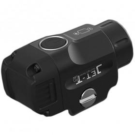 JETBeam T2 Senter LED Mini Pistol Light CREE XP-L HI 520 Lumens - Black - 2